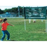 Football Quarterback Throwing Target Challenge for Backyard Play