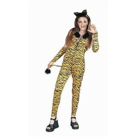 Tigeress Costume - Size Adult Large - image 1 de 1