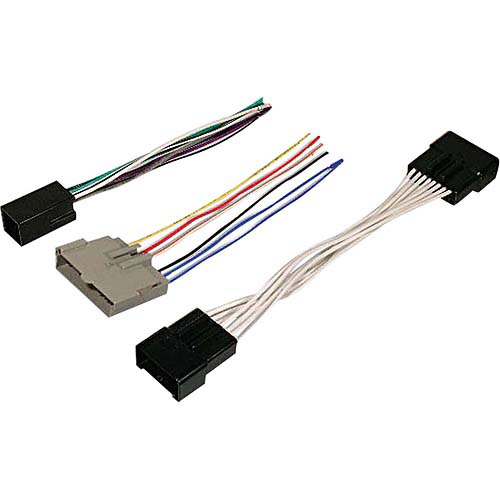 Scosche FDK2B Ford High Power Head Unit Replacement Kit