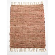 CLM Morocco Soft Red Area Rug