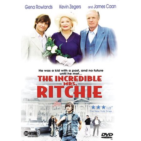 The Incredible Mrs. Ritchie (DVD)