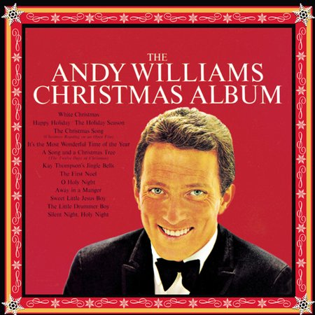 - Andy Williams Christmas Album (CD) (Remaster)