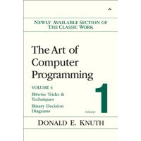 The Art of Computer Programming, Volume 4, Fascicle 1 : Bitwise Tricks & Techniques; Binary Decision Diagrams