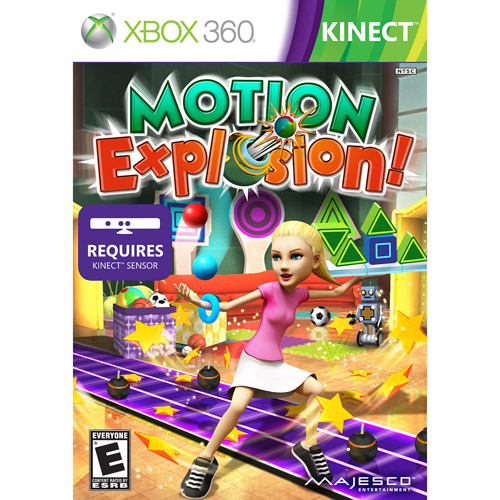 Motion Explosion (Xbox 360/ Kinect)