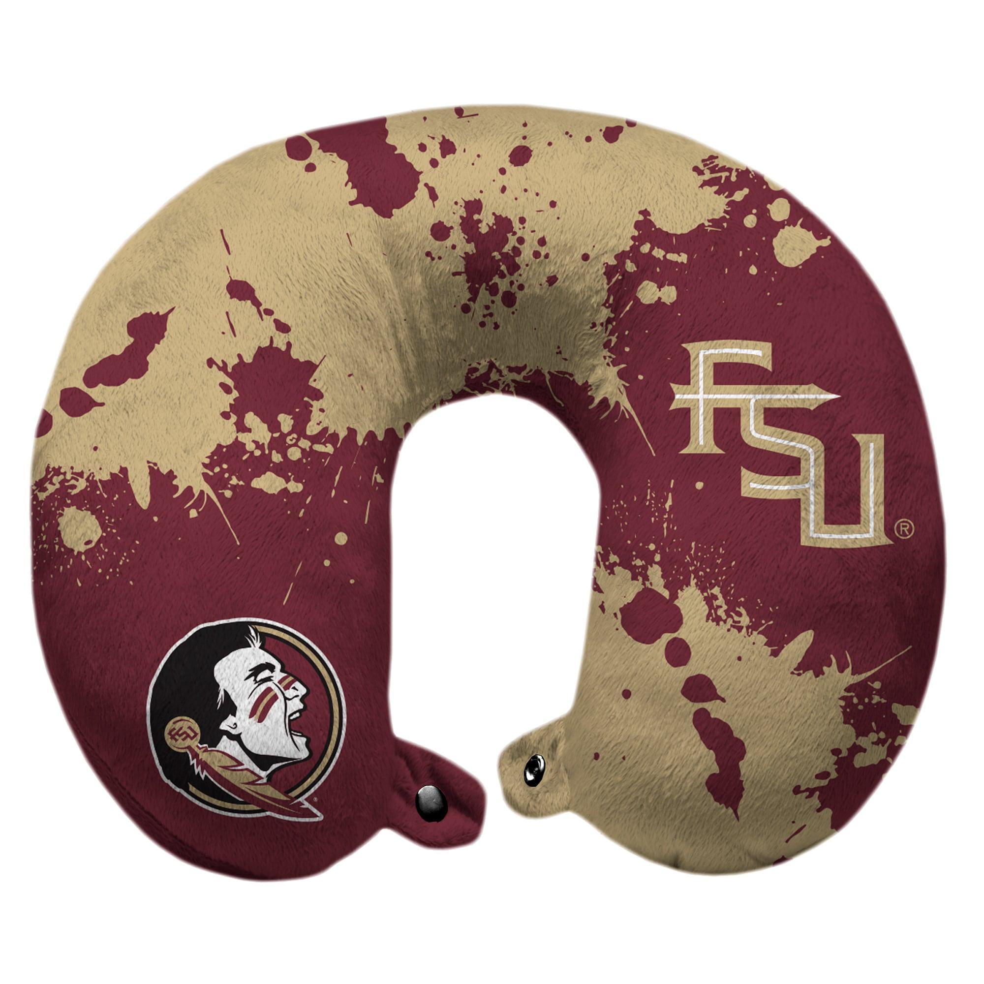 THE NORTHWEST COMPANY NCAA Florida State Seminoles 11 Cloud Travel Pillow