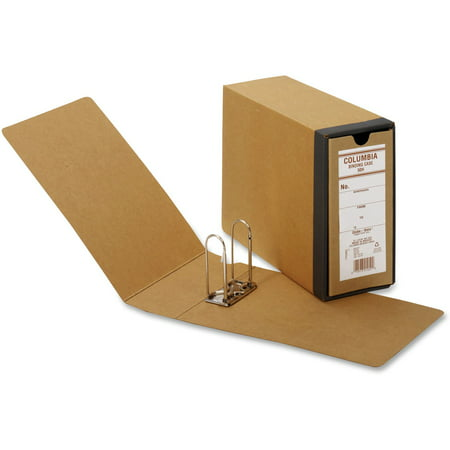 Globe-Weis Columbia Binding Case, Letter Size, High Arch