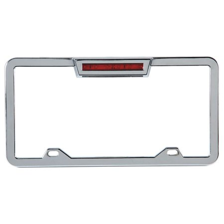 LED Lighted License Plate Frame - Walmart.com