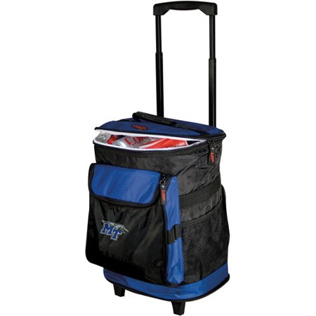 "Logo Chair NCAA Middle Tennessee State 15"" x 16"" Rolling Cooler"