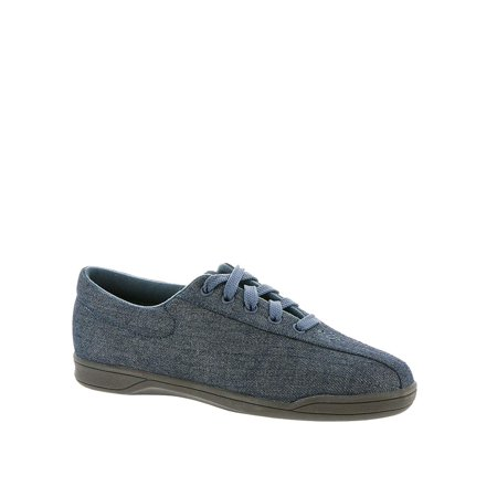 Easy Spirit Womens Ap2 Low Top Lace Up Running Sneaker