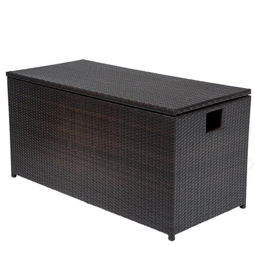 TK Classics Wicker Deck Box