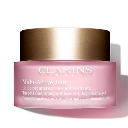 Clarins Multi-Active Jour Day Cream, Normal/Combination Skin, 1.7 Oz