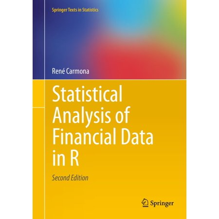 Statistical Analysis of Financial Data in R -