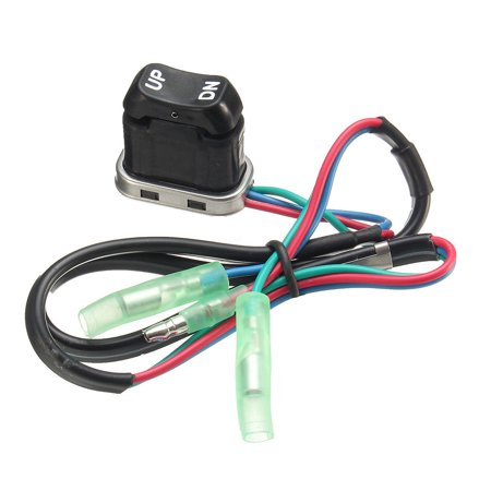 Yamaha New Marine Remote Controller Trim & Tilt Switch, 703-82563-02-00