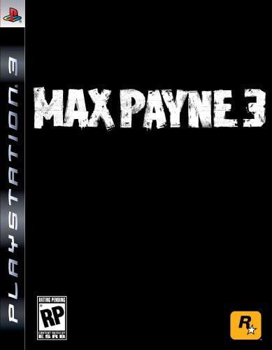 Max Payne 3 Rockstar Games Playstation 3 710425376061 Walmart