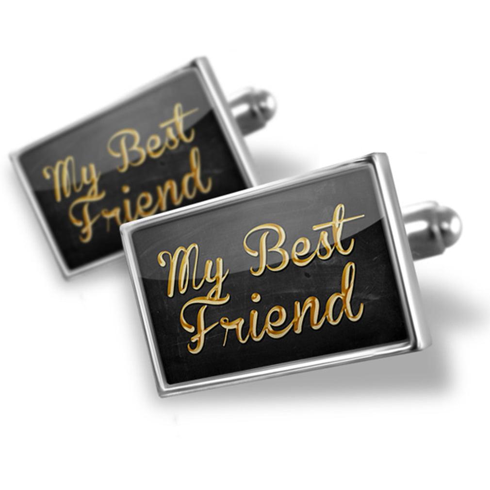 Cufflinks My Best Friend - NEONBLOND