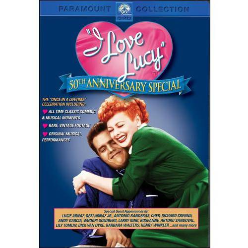 I Love Lucy: The 50th Anniversary Special (ANNIVERSARY)