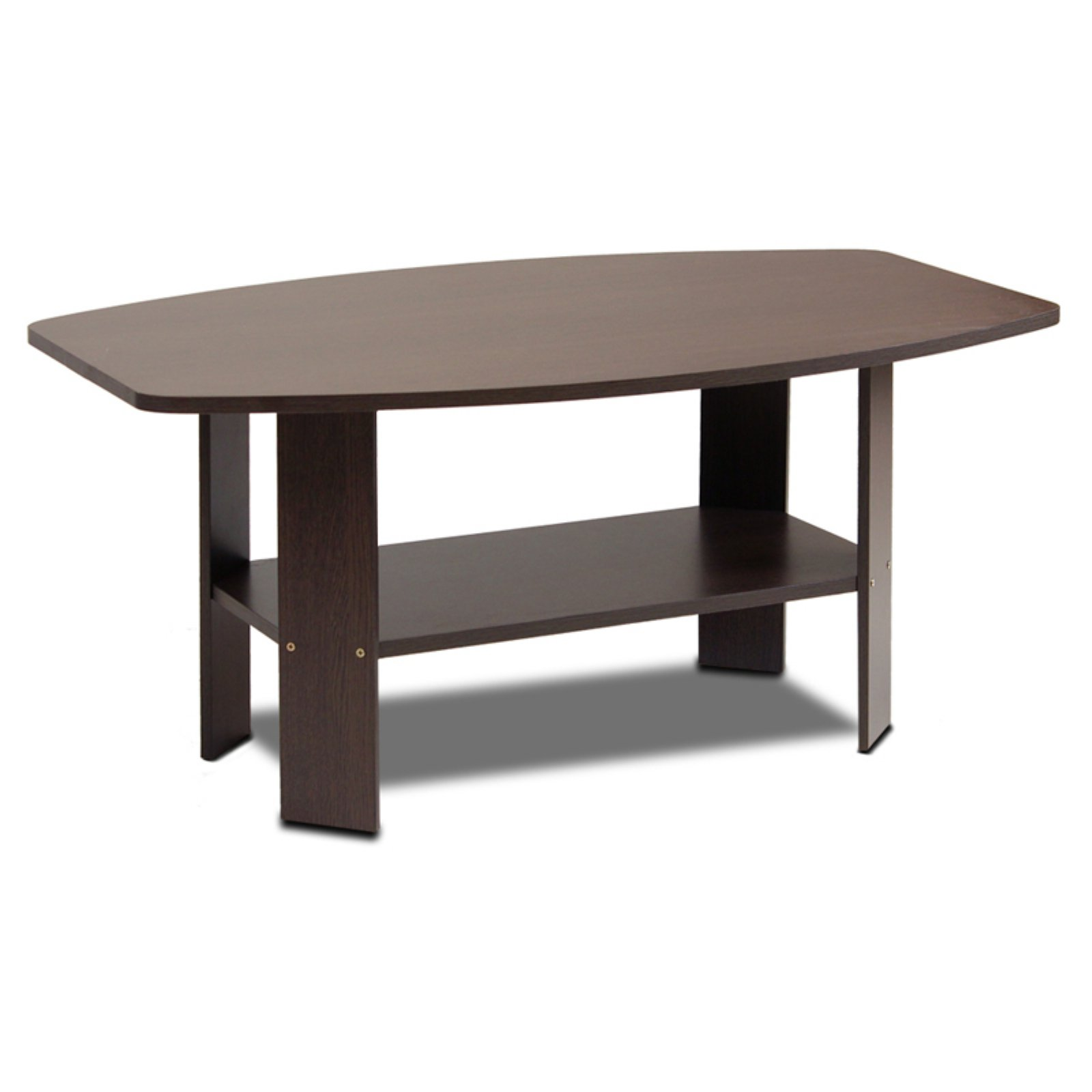 Simple Design Coffee Table Multiple Colors Walmart