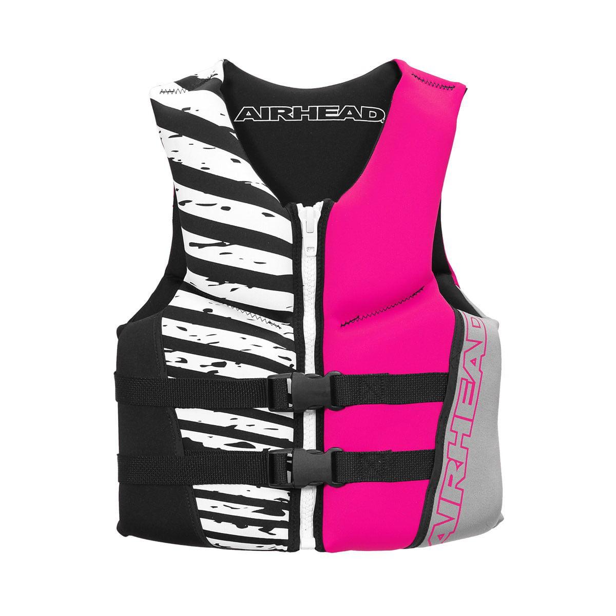 Kwik Tek Airhead Wicked Neolite 50-90 Lb Pink Youth Life ...