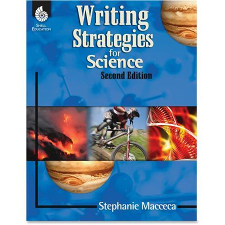 51157 Shell Writing Strategies for Science Education Printed Book for  Science by Stephanie Macceca - English - Published on: 2013 October - Book  - 256