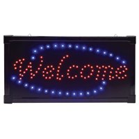 FANTASEA WELCOME LED SIGN EA