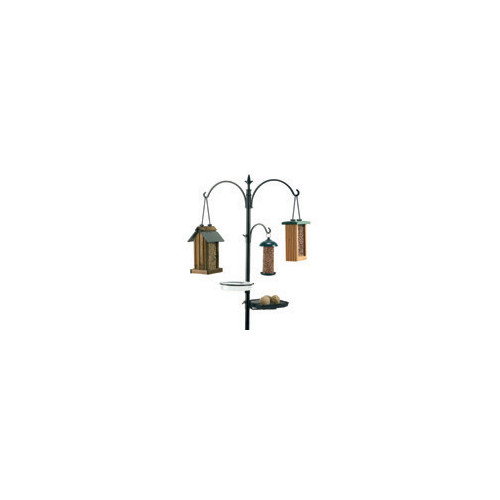 Gardman Wild Birdfeeder Pole Kit by World Source Partners Gardman