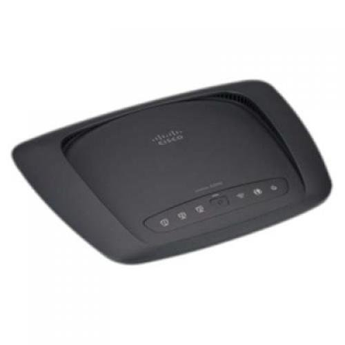 Linksys X2000 Wireless-N Router with ADSL2+ Modem