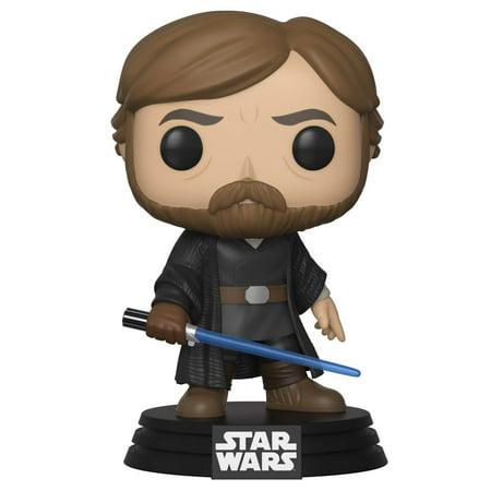 Skywalker Vinyl - Funko Pop Star Wars The Last Jedi - Luke Skywalker (Final Battle) Vinyl Action Figure