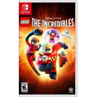 LEGO The Incredibles, Warner Bros, Nintendo Switch, 883929633029