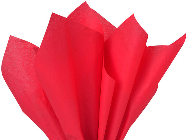 10 Sheets Contemporary and Red 5 of Each Christmas Tissue Paper Size 19.7 x 19.7