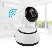 WiFi IP Camera Motion Detection IR Night Vision Indoor 360 Coverage Security Surveillance App Cloud Available