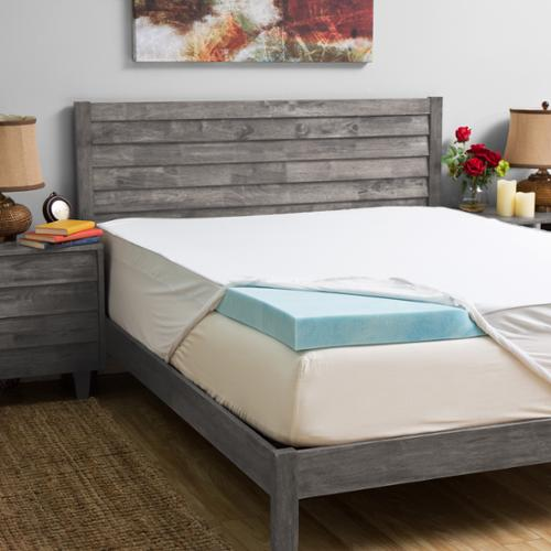 Grande Hotel Collection 3 inch Gel Memory Foam Mattress