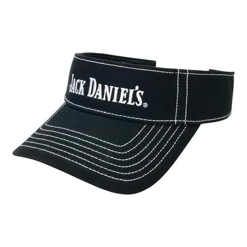 Jack Daniel's JD77-96 Twill Visor Black One Size (21)