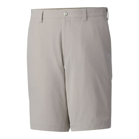 Cutter & Buck DryTec Bainbridge Flat Front Performance Golf Shorts