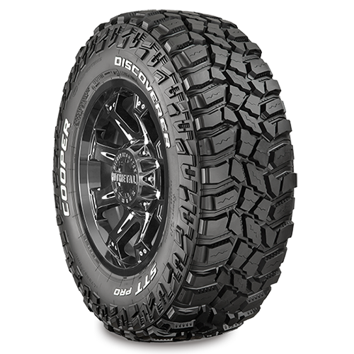Cooper DISCOVERER STT PRO 35X12.50R20LT E 121Q Tire