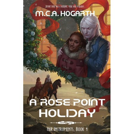 A Rose Point Holiday - eBook