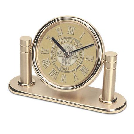 Florida State Seminoles Desk Clock - Florida State Arcadia Desk Clock