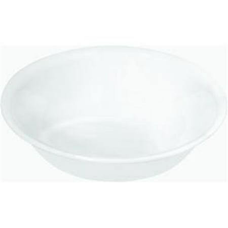 corelle winter frost white dessert bowls 10 oz (pack of 6)