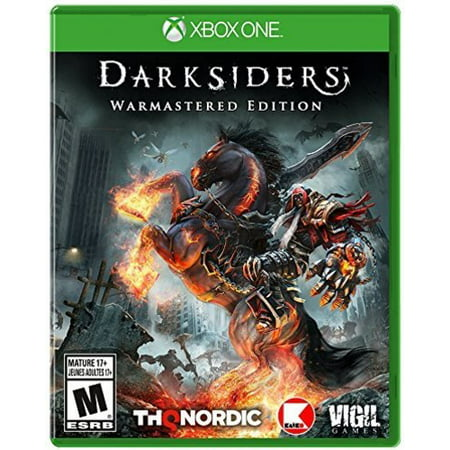 Darksiders Warmastered Edition, Nordic Games, Xbox One, 811994020611