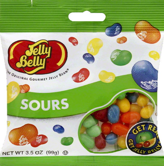 Jelly Belly Jelly Beans, Sours