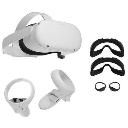 Oculus Quest 2 All-In-One VR Headset 256 GB - Fit Pack Included