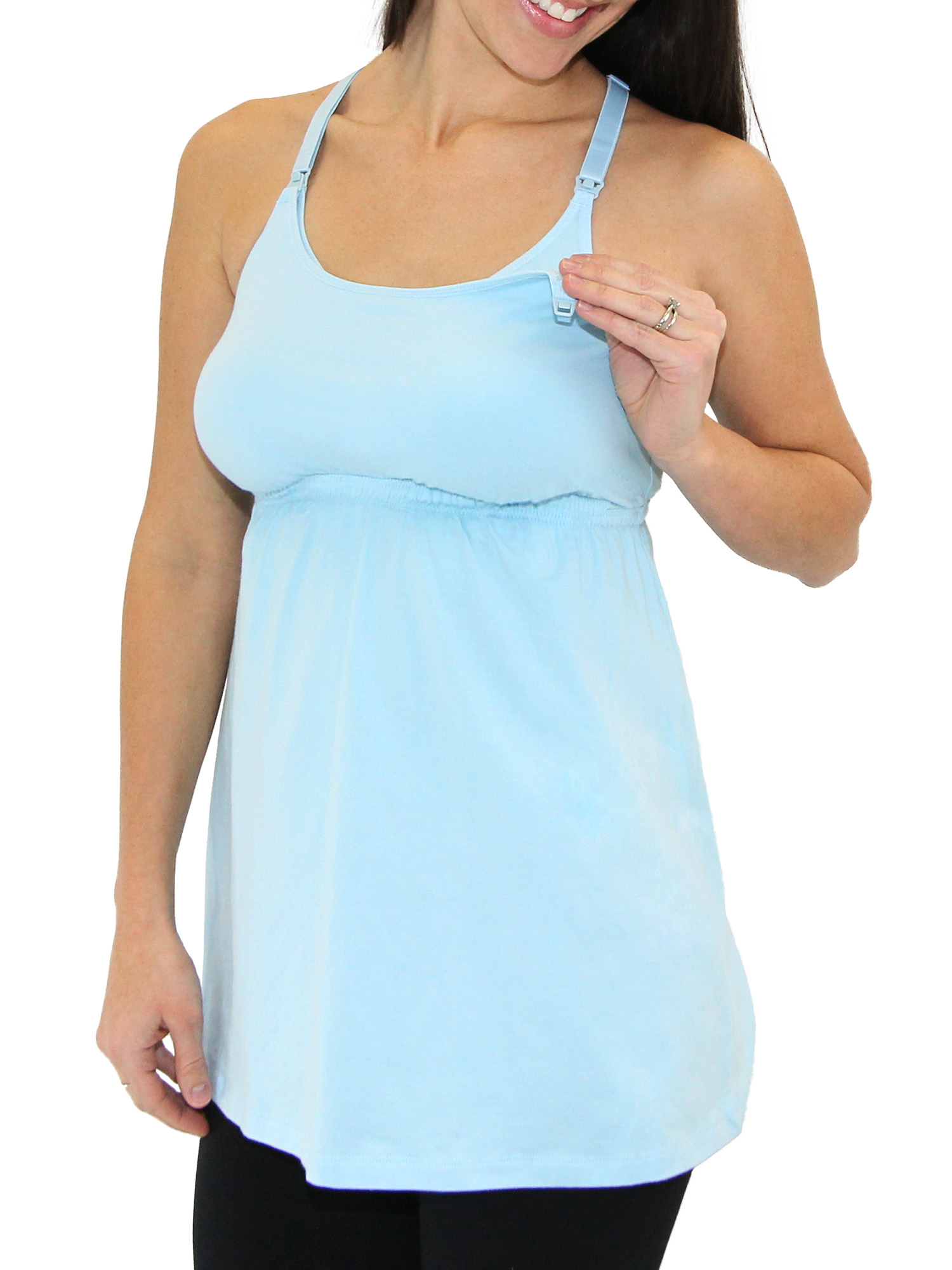 Empire Waist Nursing Cami, Style 4049