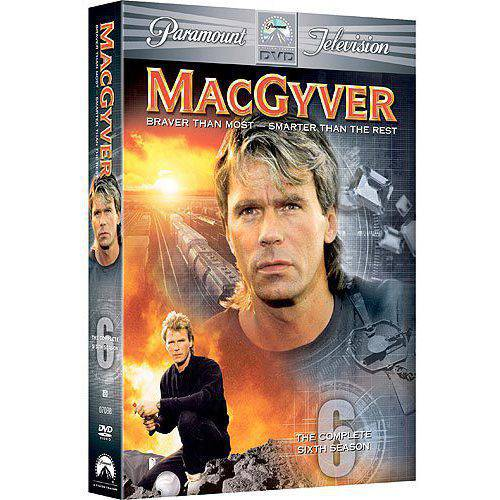MacGyver: The Complete Sixth Season (Full Frame)