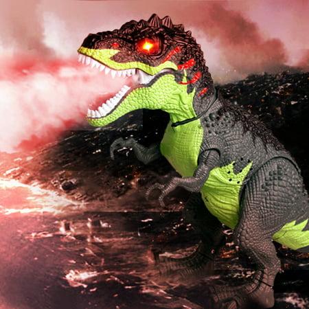 Walking Dragon Toy Fire Breathing Water Spray Dinosaur Christmas Gift - Dragon Dinosaur
