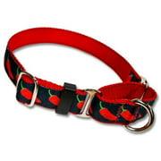Strapworks MC-AL1-M 1 W inch Artisan Line Martingale Dog Collar - Medium