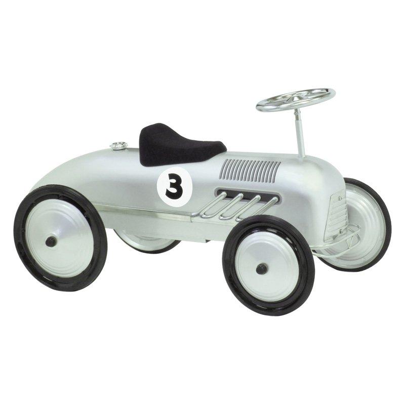 Morgan Cycle Retro Vintage Streak Car Riding Push Toy