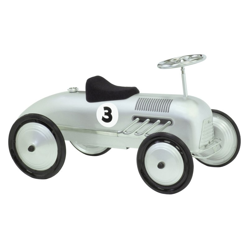 Morgan Cycle Retro Vintage Streak Car Riding Push Toy