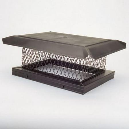 Homesaver Galvanized Chimney Cap (HomeSaver Pro 8