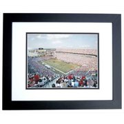 Tampa Bay Bucs Raymond James Stadium Unsigned 8X10 Inch Photo Black Custom Frame