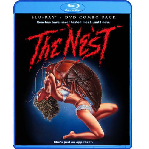The Nest (Blu-ray + DVD)