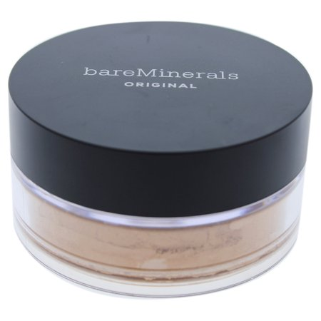Original Foundation SPF 15 - 16 Golden Nude by bareMinerals for Women - 0.28 oz